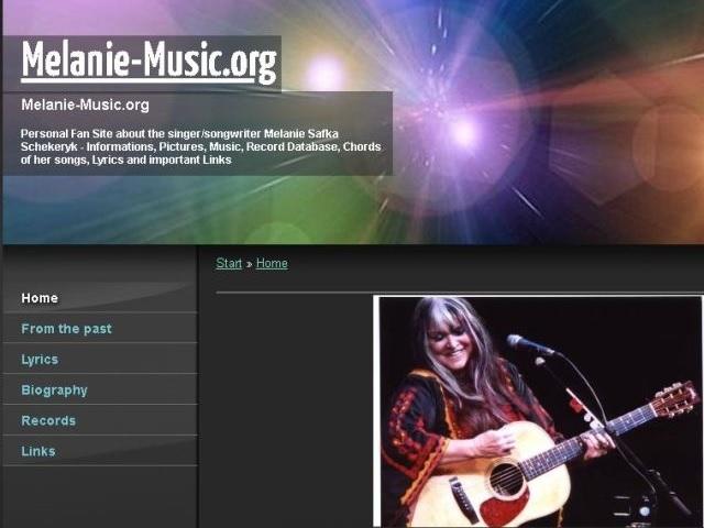 Melanie-Music.org - Chords